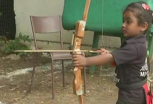 Three-Year-Old Attempts Guinness Record