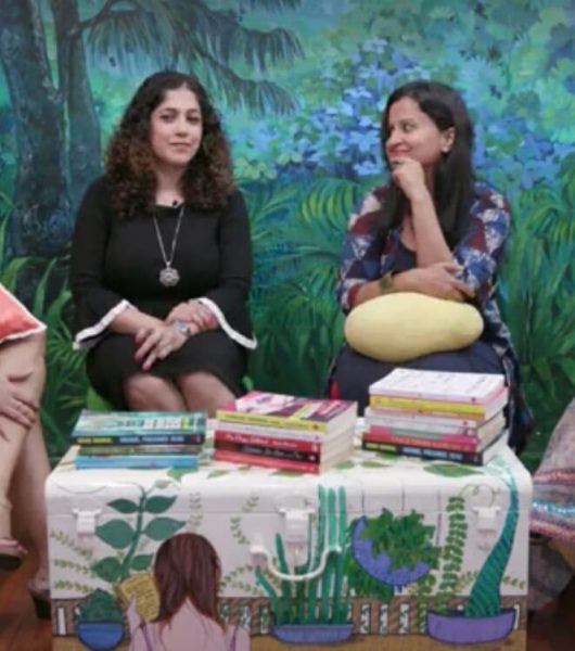 FB Live discussion women writers