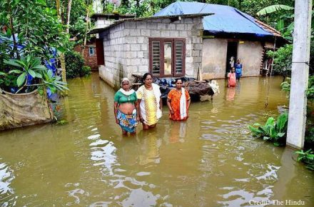 Sanitary Napkins need of the hour in Kerala during floods