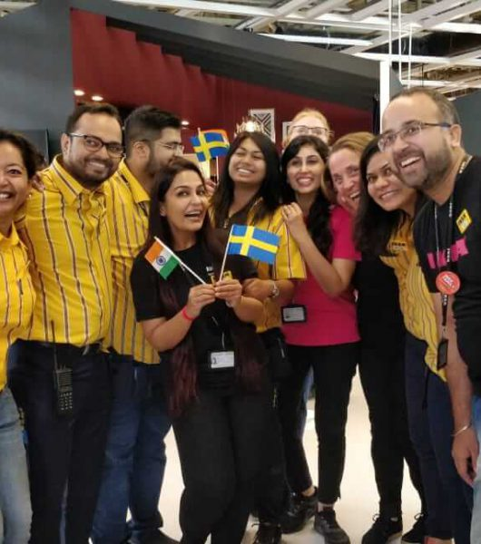 Ikea Opens First store