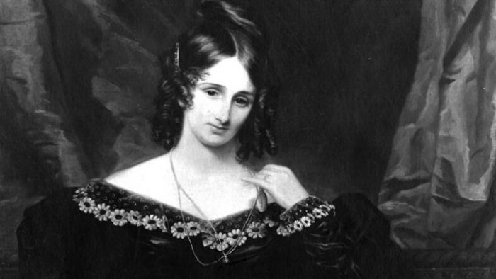 Mary Shelley female sci-fi writers