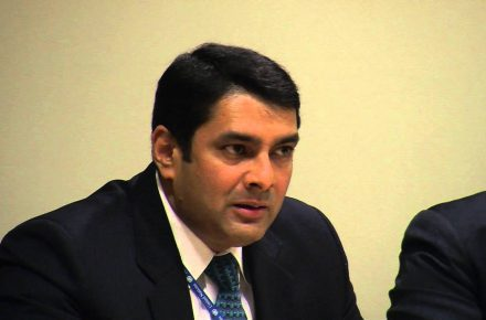 Ravi Karkara Accused to sexual misconduct at UN Women