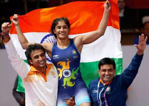 Vinesh Phogat Changes Weight Category
