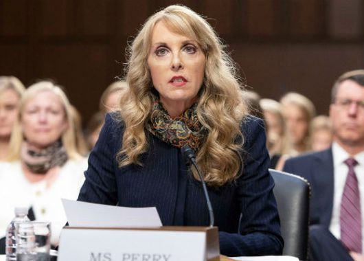President and CEO of USA Gymnastics Kerry Perry resigned