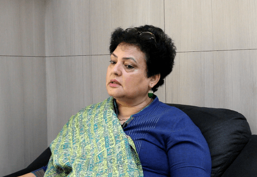 NCW Chief Rekha Sharma, Rekha Sharma Domestic violence