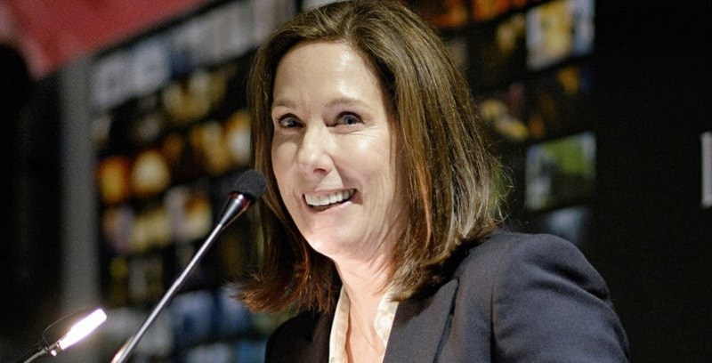 Star Wars Boss Kathleen Kennedy