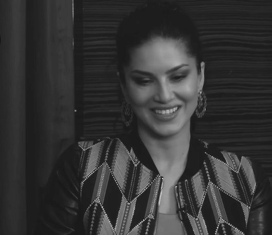 Sunny Leone Strong Woman