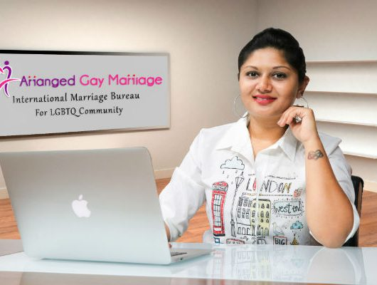 Urvi Shah, Arranged Gay Marriage Bureau