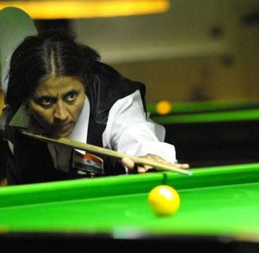 Billiards Champion Revanna Umadevi
