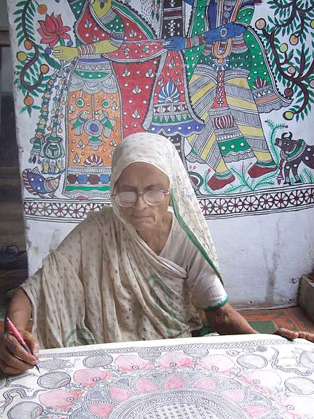 Folk Art Tradition Mithila