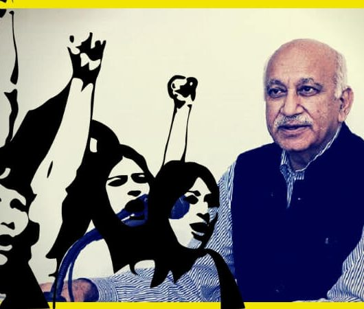 MeToo MJ Akbar resigns