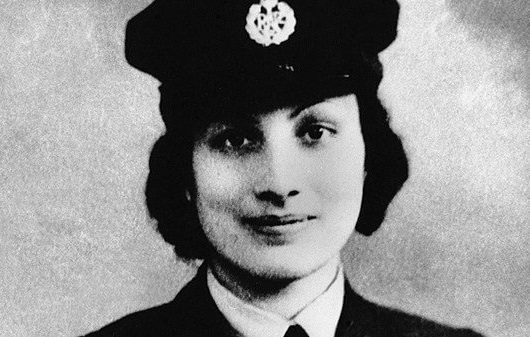 Noor Inayat Khan blue plaque