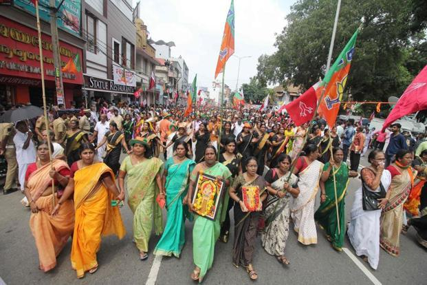 women tried enter Sabarimala