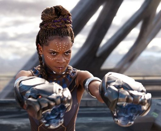 Comic Debut Marvel's Shuri