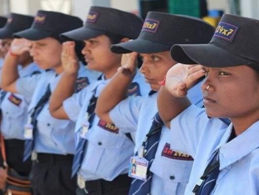 Delhi NGO trains women security guards
