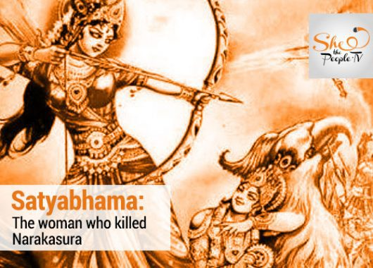 satyabhama:-the-fiery-woman-who-killed-narakasura
