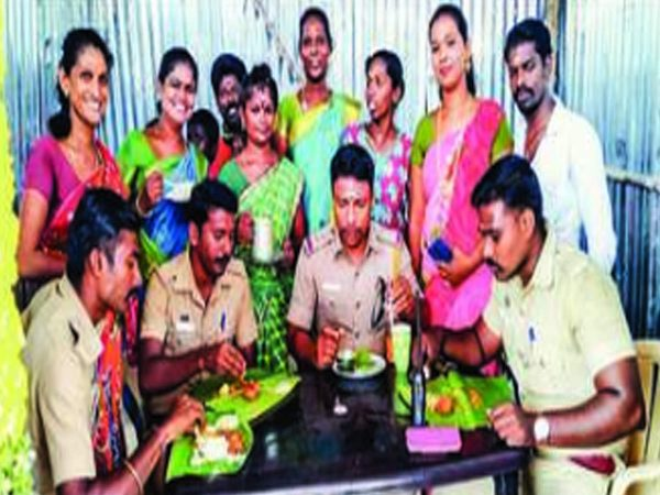 Gayathri Transgender Women Opens Tiffin Shop