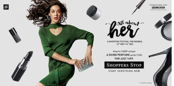 Shopper Stop for Women in India