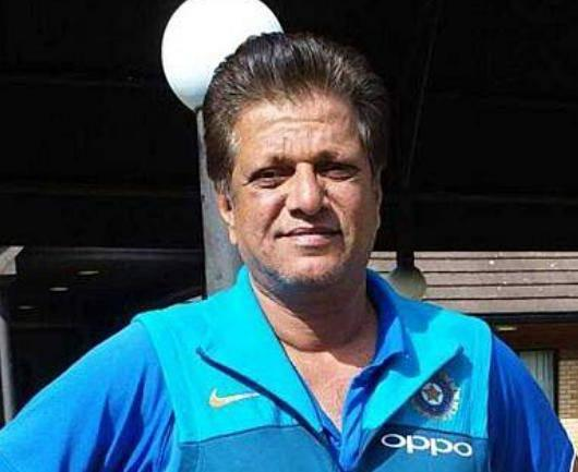 WV Raman -- India Women's Team Coach
