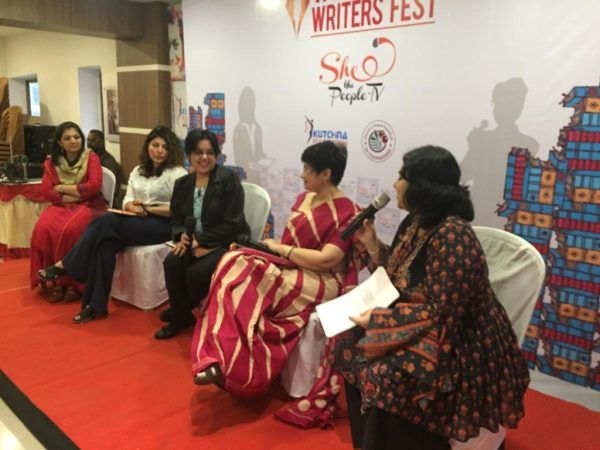 #WomenWritersFest write self