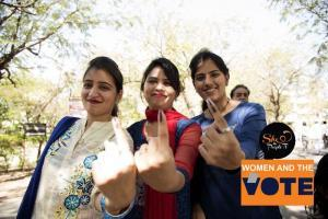 Women Voters In Indian Elections