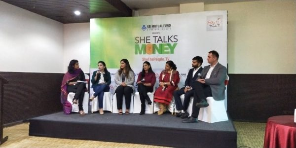 SheTalksMoney Indore