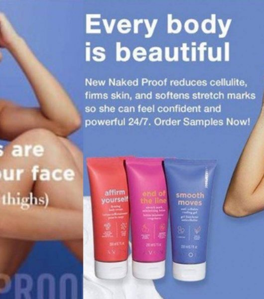 Beauty Major Slammed Body-Shaming Ad
