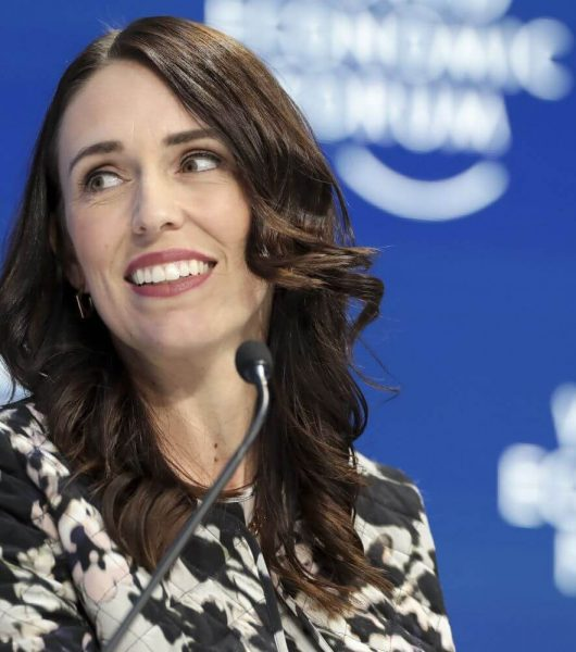 Jacinda ardern easter, New Zealand Cafe Turned Away PM, Jacinda Ardern most popular PM