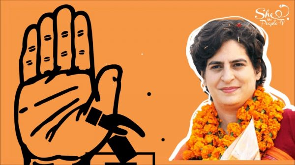 Priyanka Gandhi Enters Politics