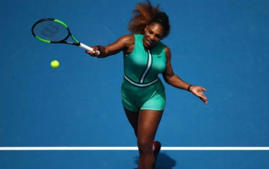 Serena Williams fashion-wise