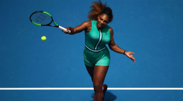 Serena Williams Auckland
