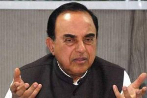 Subramanian Swamy's Bipolarity Comment