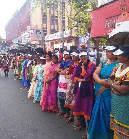 womens wall kerala
