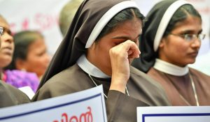 four nuns leave convent rape