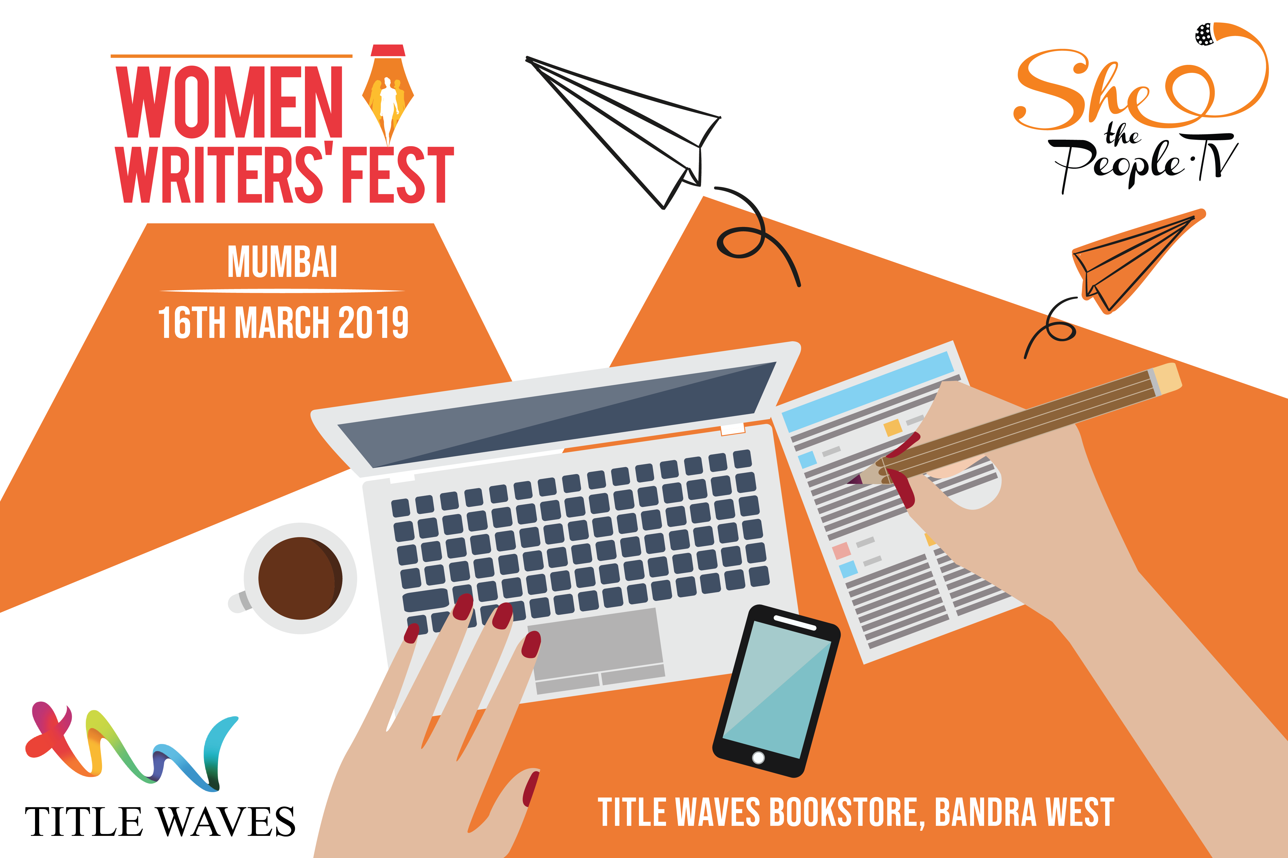 Women Writers Fest in Mumbai on 16th March 2019