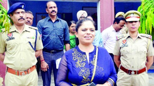 Punjab women's commission chief attacked