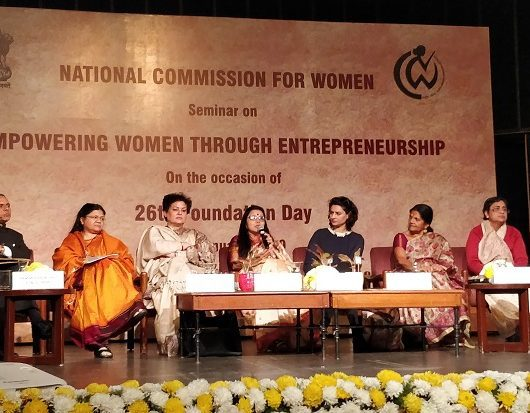 NCW pushes girls entrepreneurship