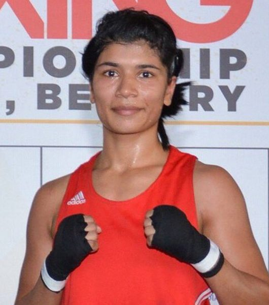 Nikhat Zareen Meena Kumari Devi became the first set of Indian women to win gold medals at the Strandja Memorial Boxing tournament.