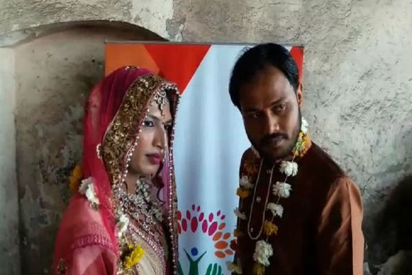 Man Marries Transgender