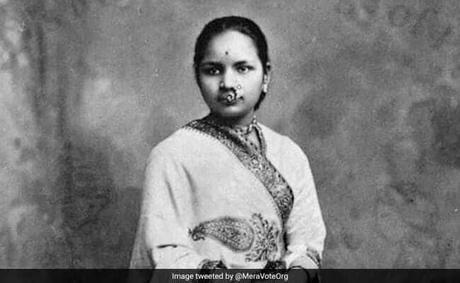 anandibai joshi indian women scientists yore