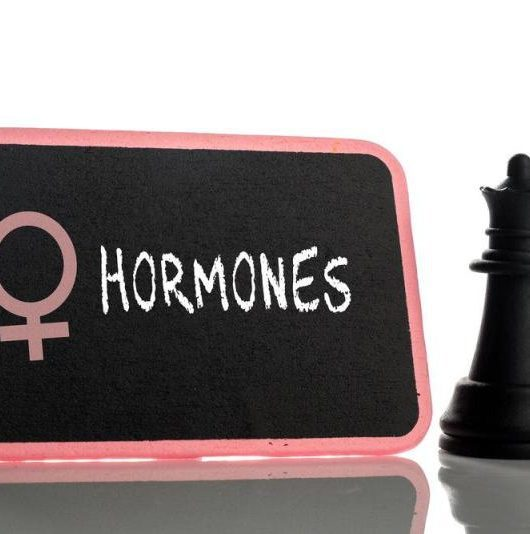 Hormones impact weight