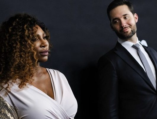 Alexis Ohanian, Serena Williams