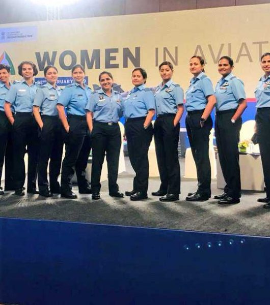 women power aero india 2019