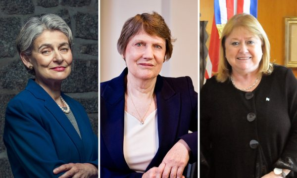 female world leaders open letter