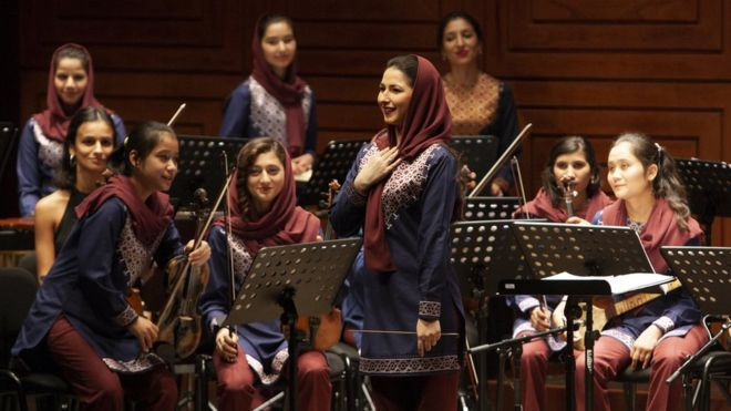 Afghanistan Female Orchestra