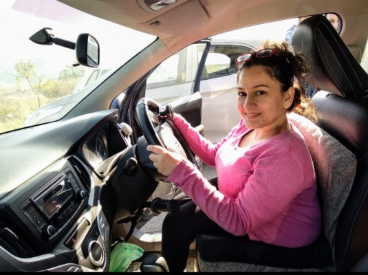 Anita Sharma Driving School For Differently Abled