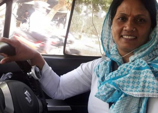 """""""learnt-driving-to-fulfil-husband's-desire,""""-says-uber's-female-driver"""