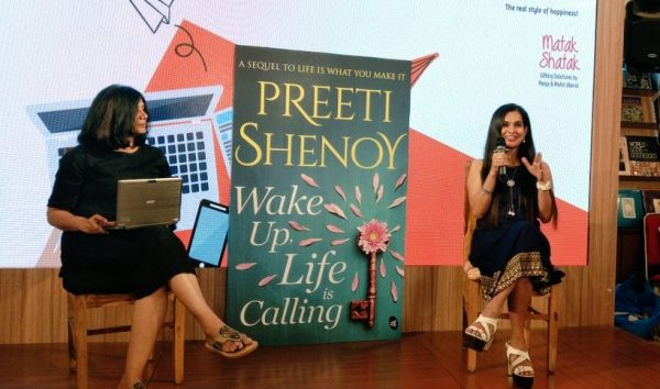 writing women Preeti Shenoy