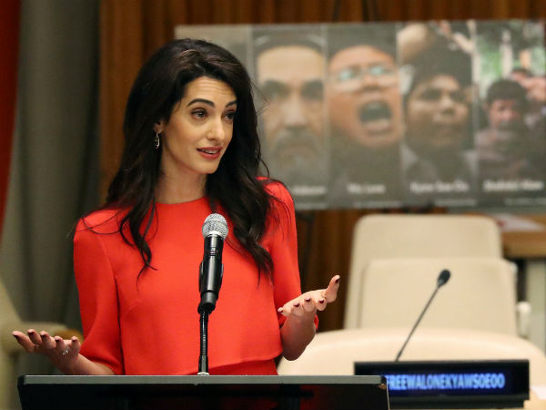 International human rights lawyer Amal Clooney, Amal Clooney Appointed UK Envoy