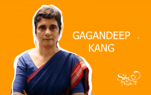 Gangandeep Kang is the first Indian woman scientist to be elected Royal Society Fellow